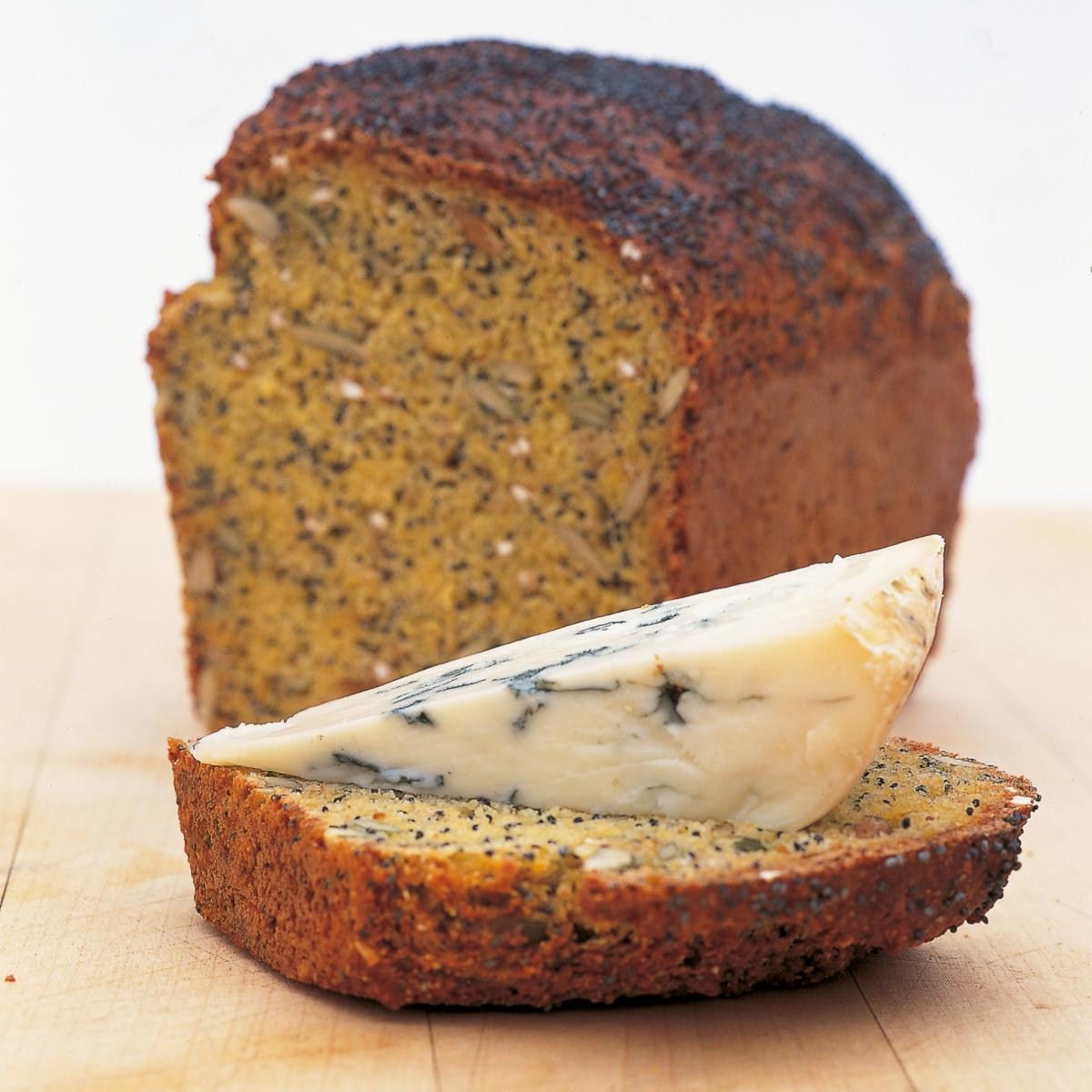A picture of Delia's Cornmeal and Mixed-seed Bread recipe