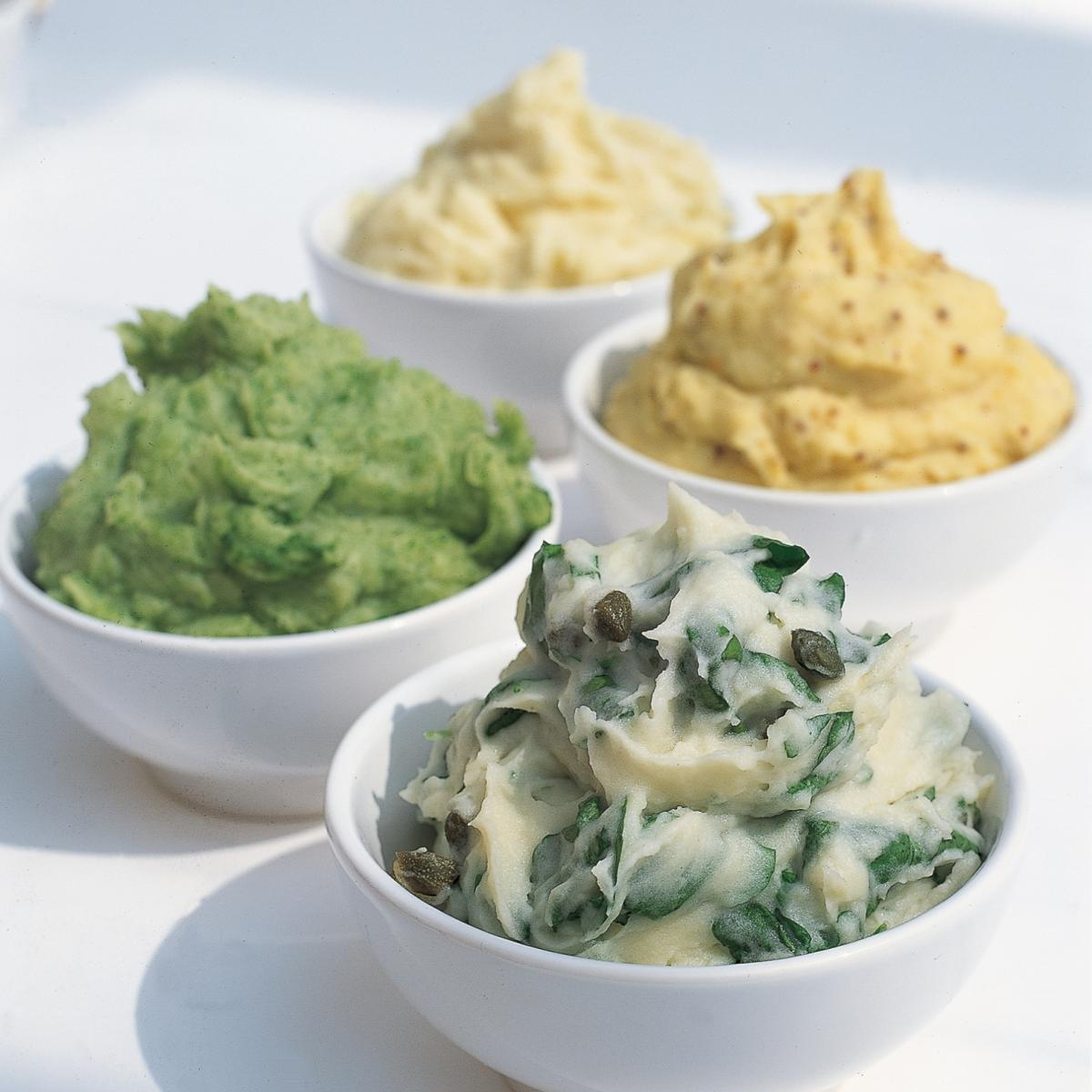 A picture of Delia's Green Parsley Mash recipe