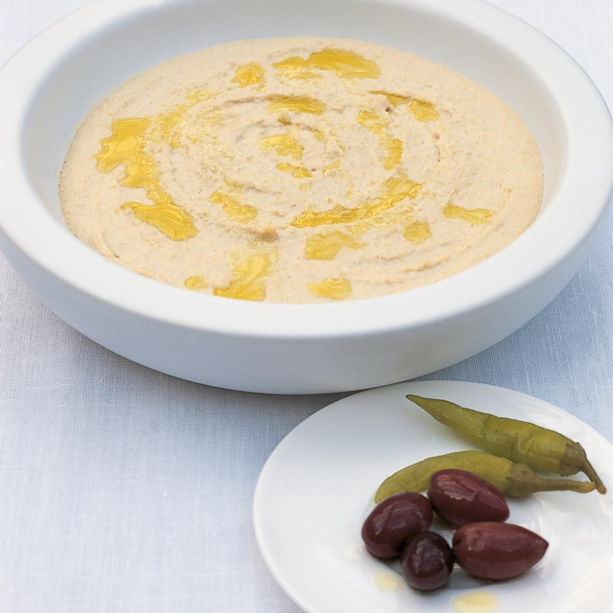 A picture of Delia's Hummus Bi Tahina recipe