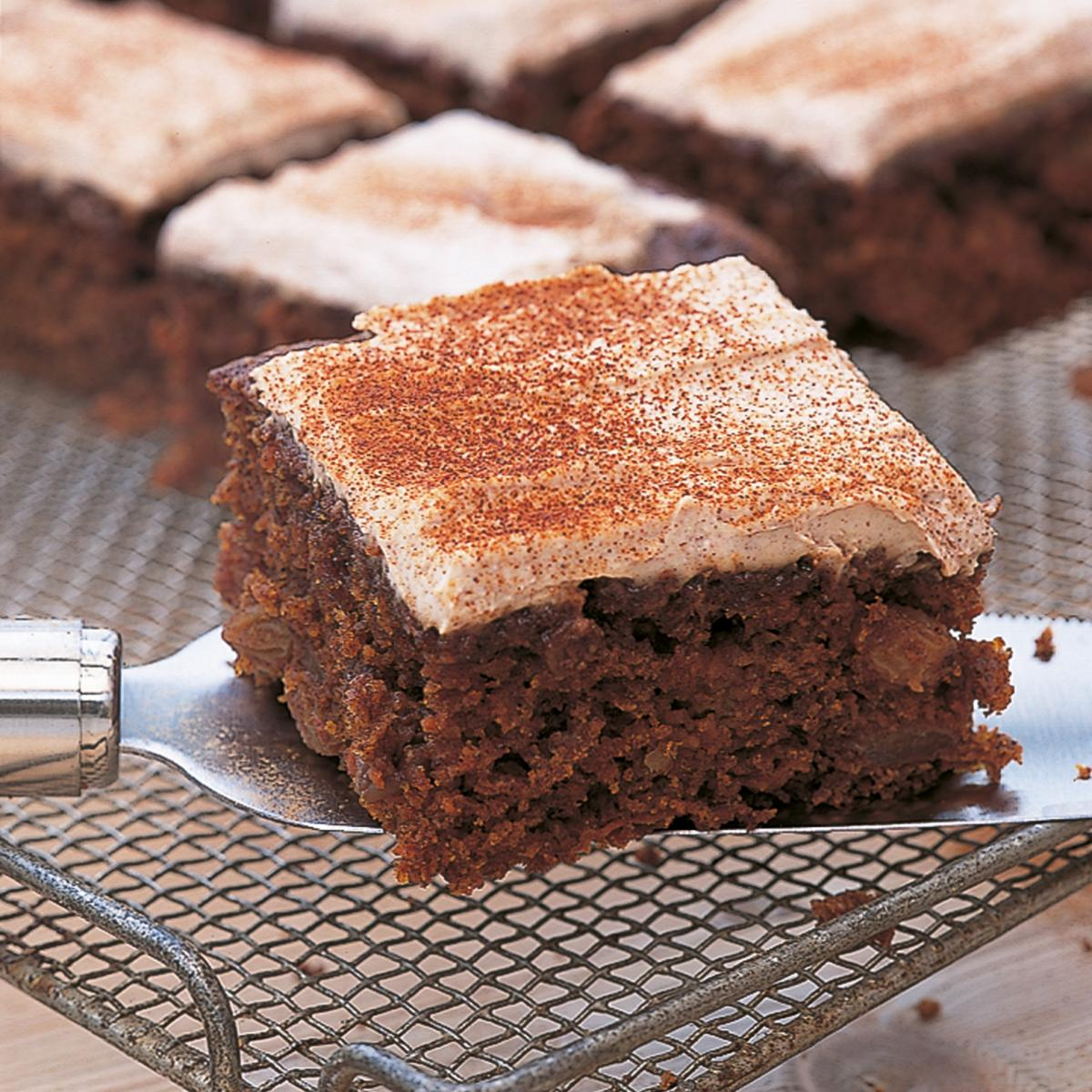 Carrot cake recipe england