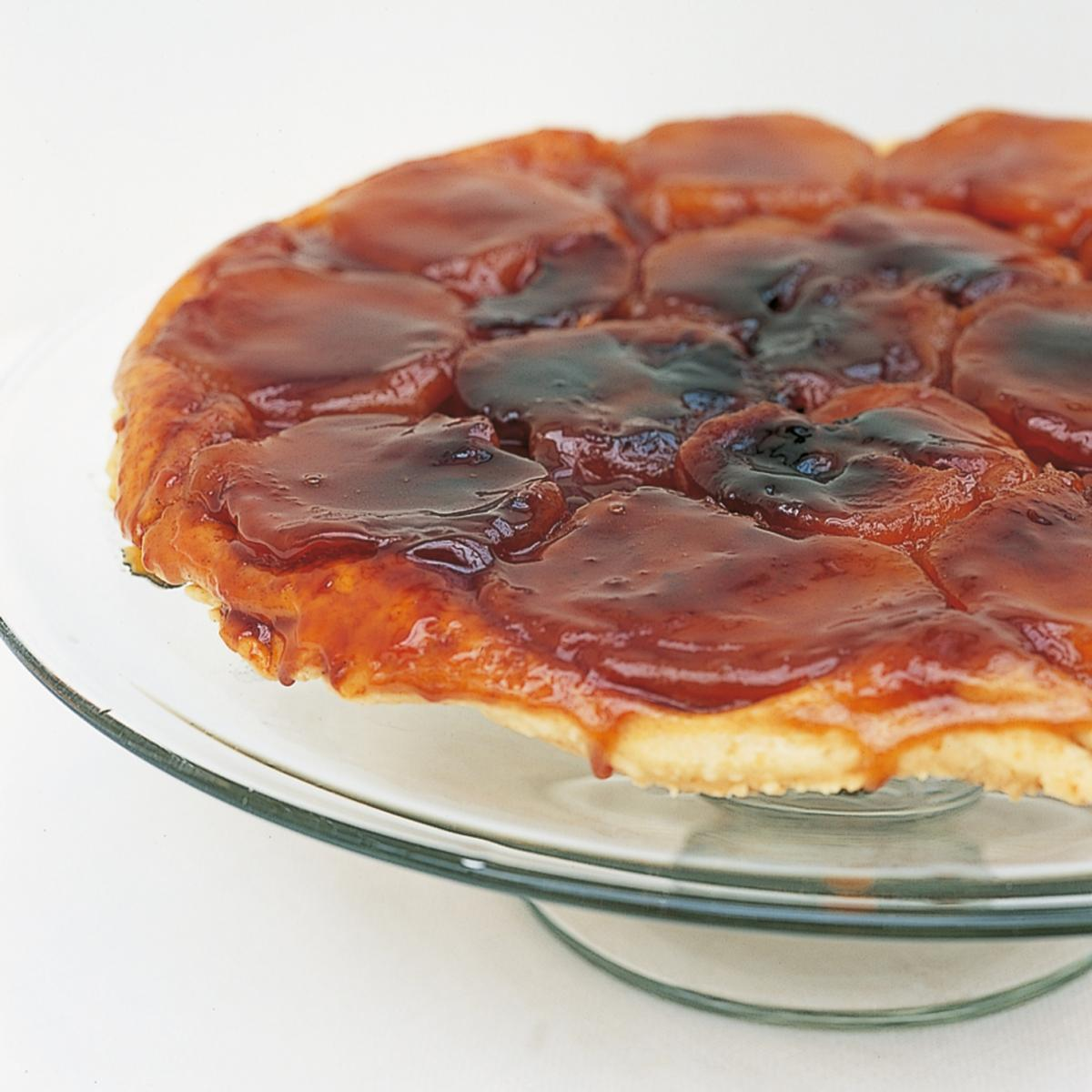 A picture of Delia's Lucy's Tarte Tatin recipe