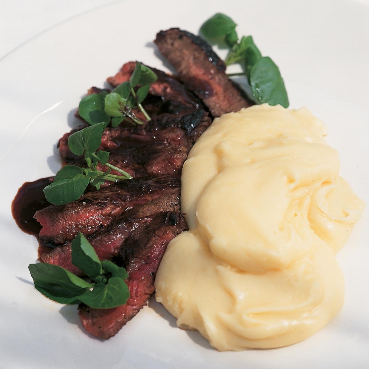 A picture of Delia's Marinated Rump Steak recipe