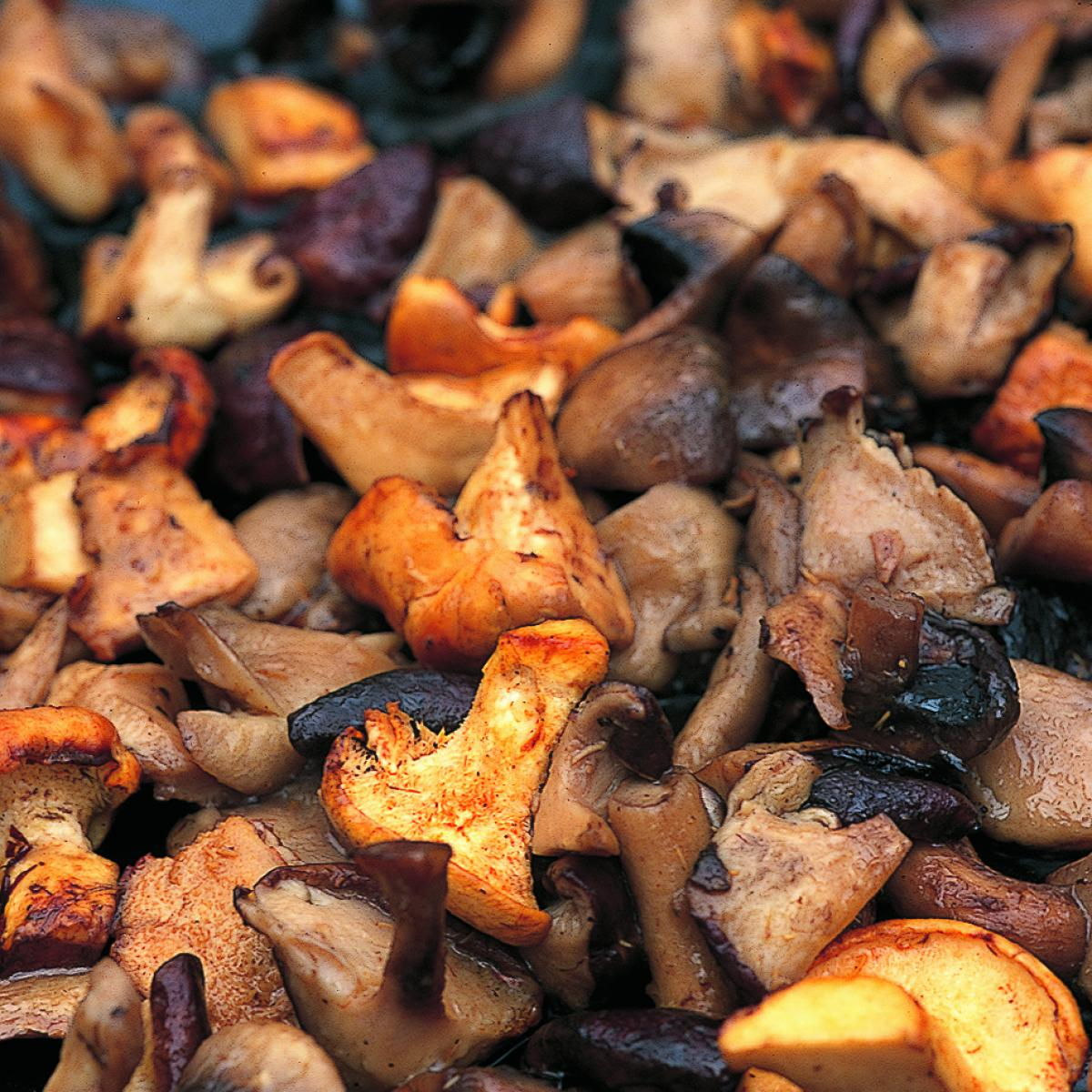 A picture of Delia's Sauteed Mushrooms recipe