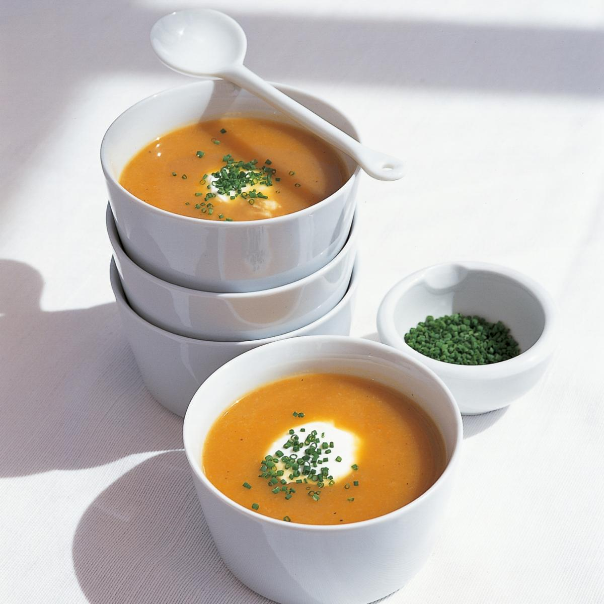 Slow-cooked Root Vegetable Soup