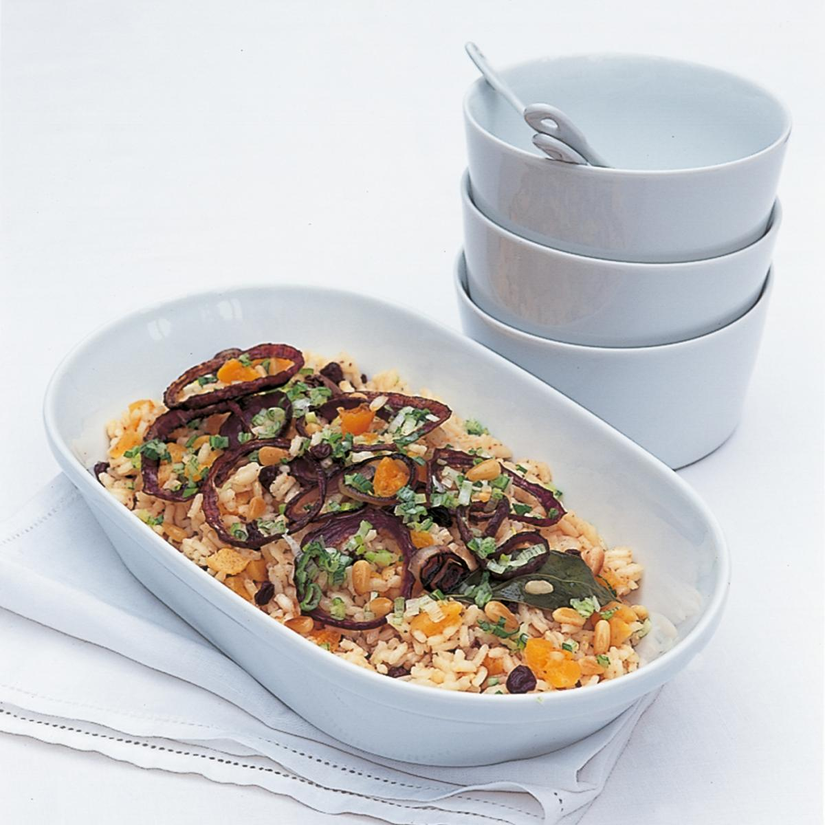 A picture of Delia's Spiced Carnaroli Rice Salad recipe
