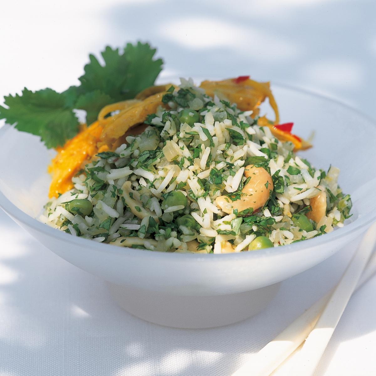 A picture of Delia's Thai Green Rice recipe
