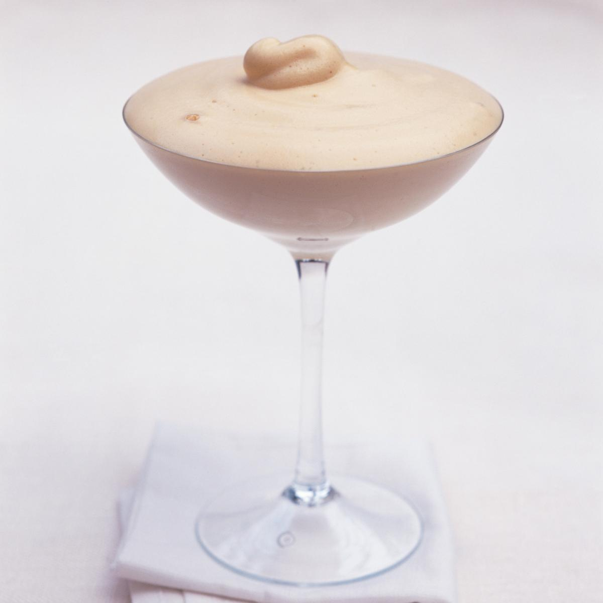 A picture of Delia's Zabaglione recipe