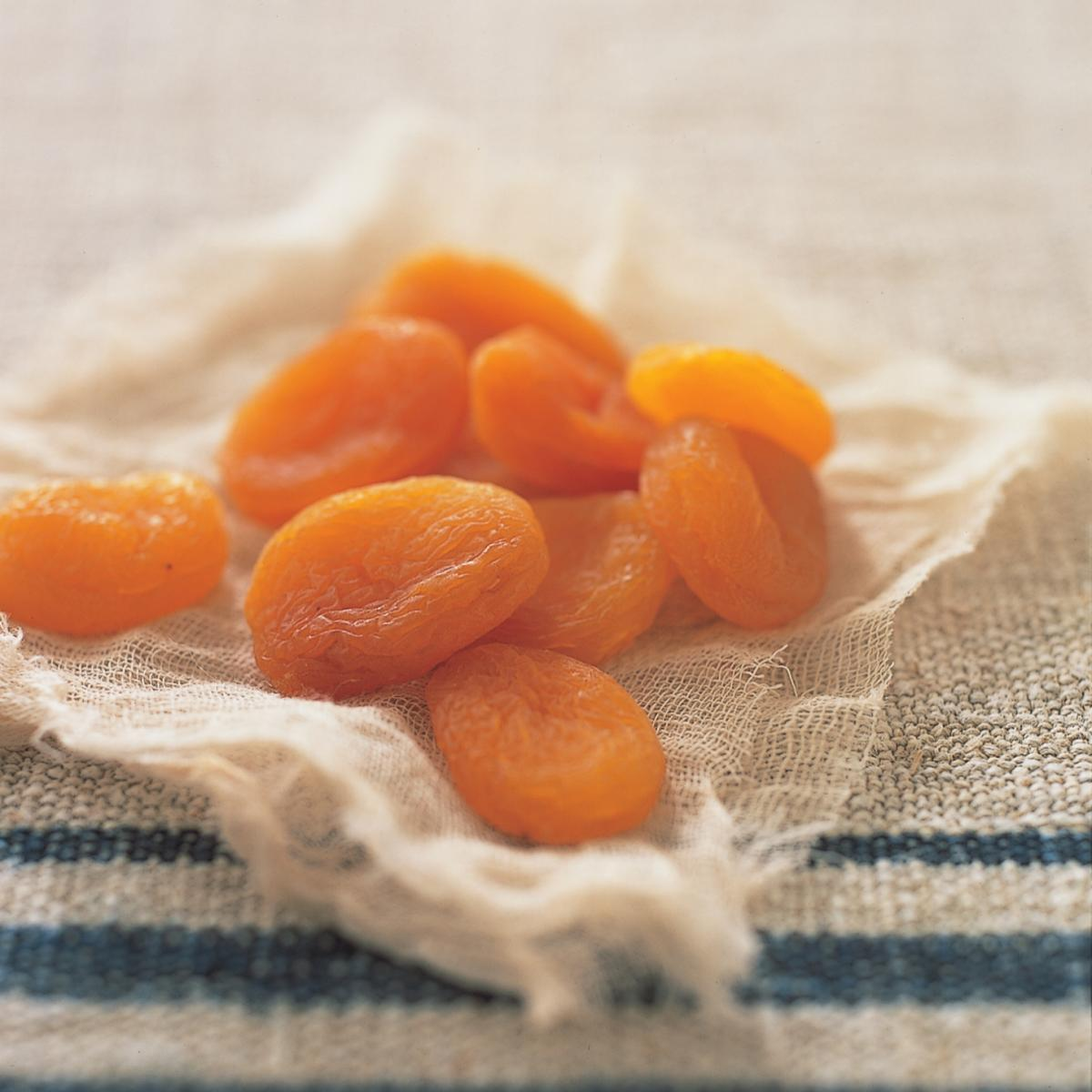 Ingredient baking apricots