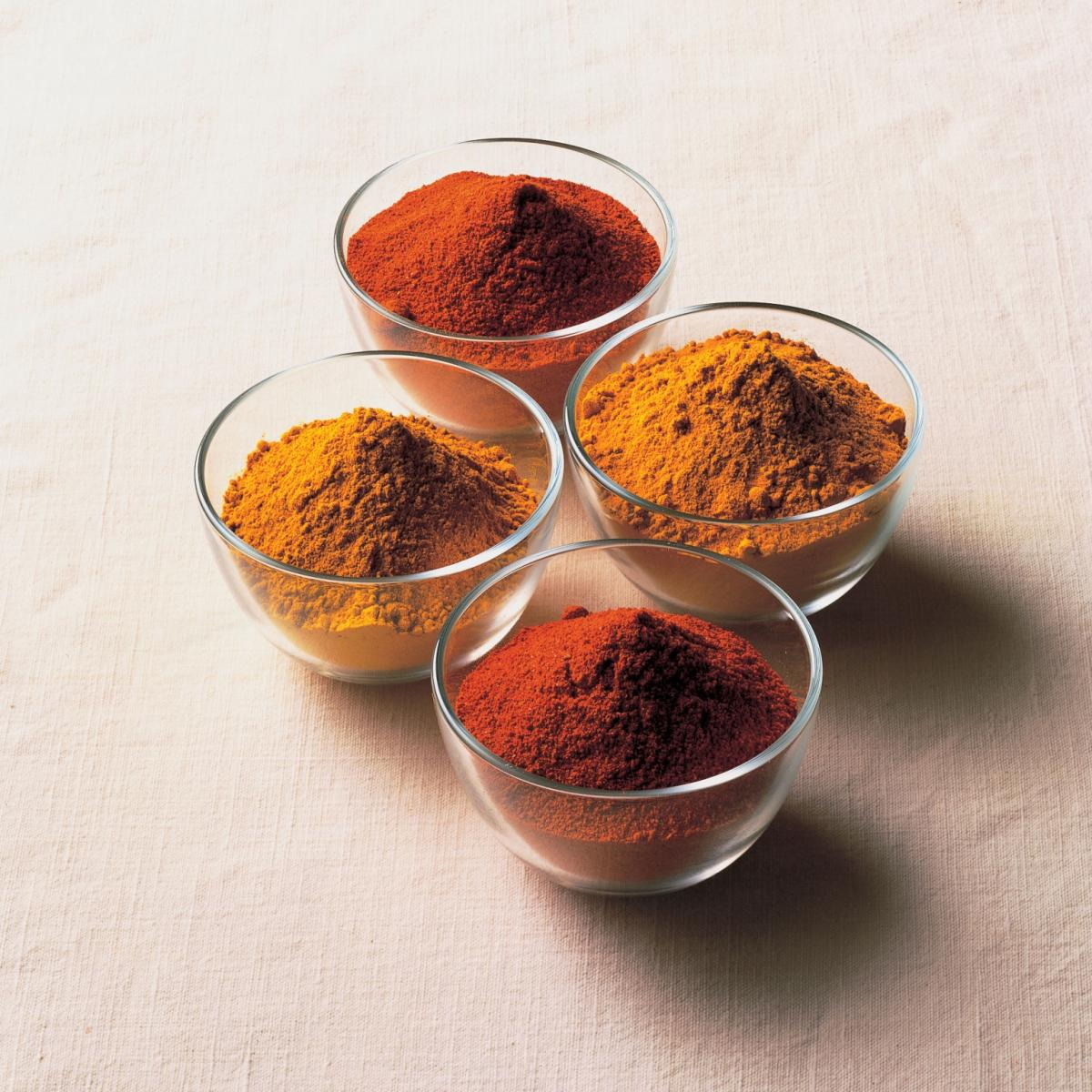 Ingredient chicken spices turmeric curry powder