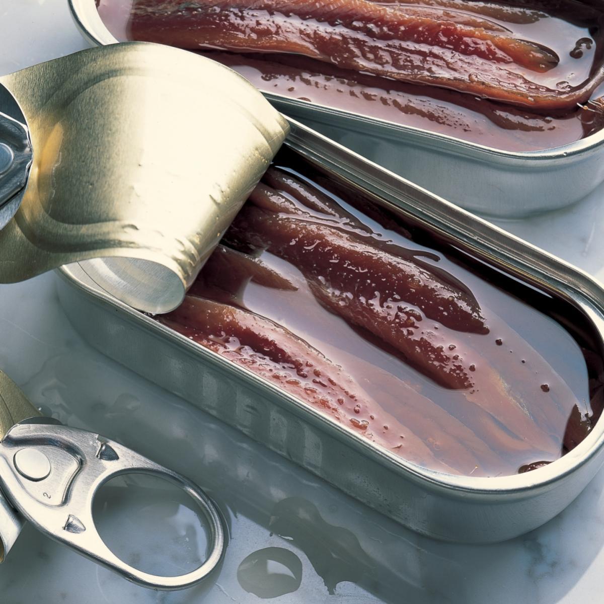 Ingredient fish anchovies
