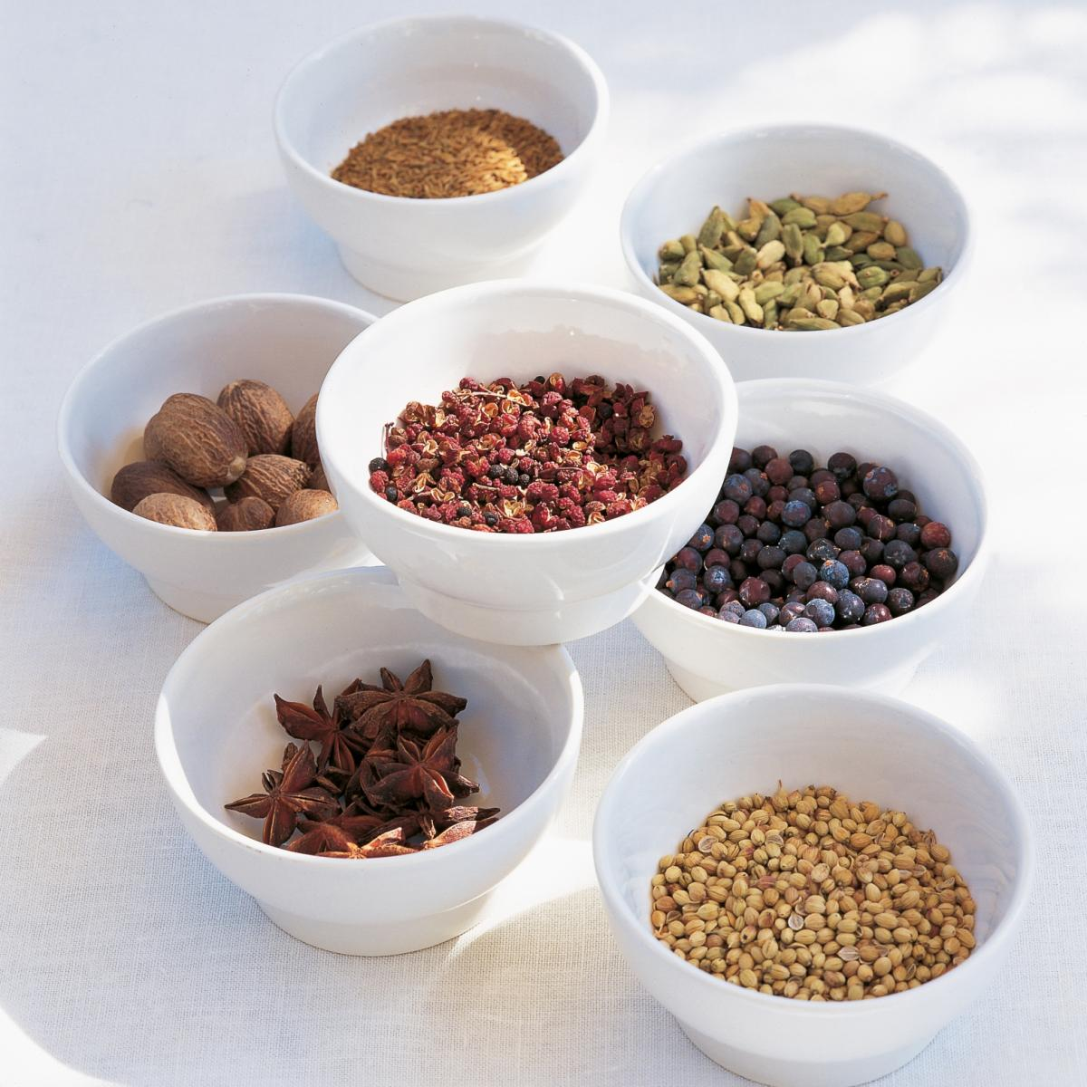 A picture of Delia's How to dry-roast spices how to cook guide