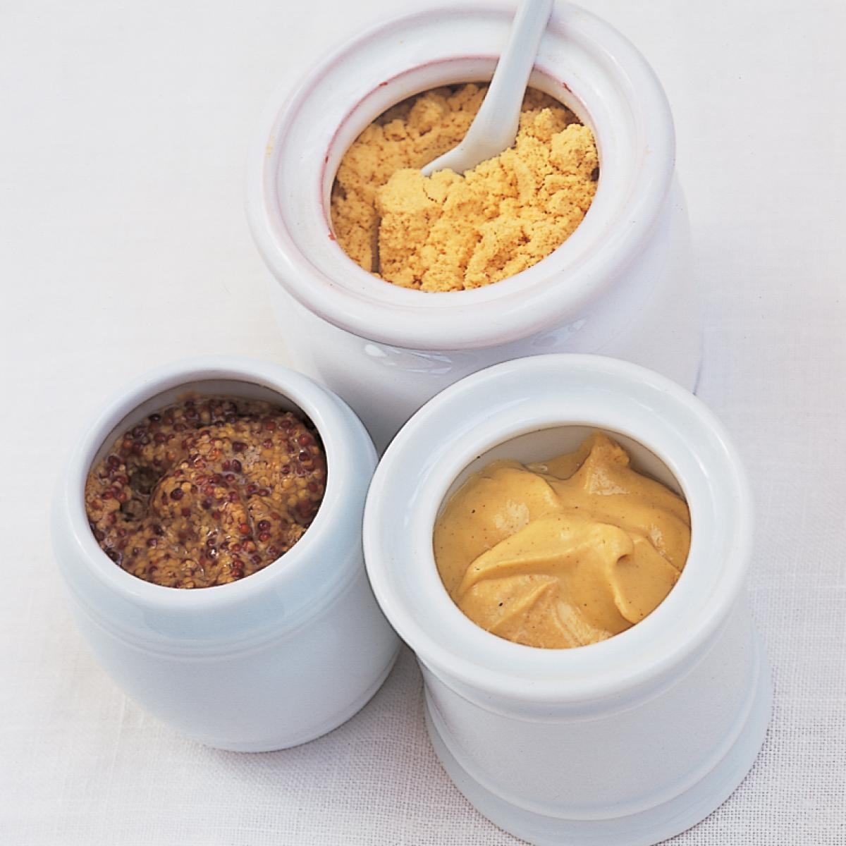 Ingredient htc mustard