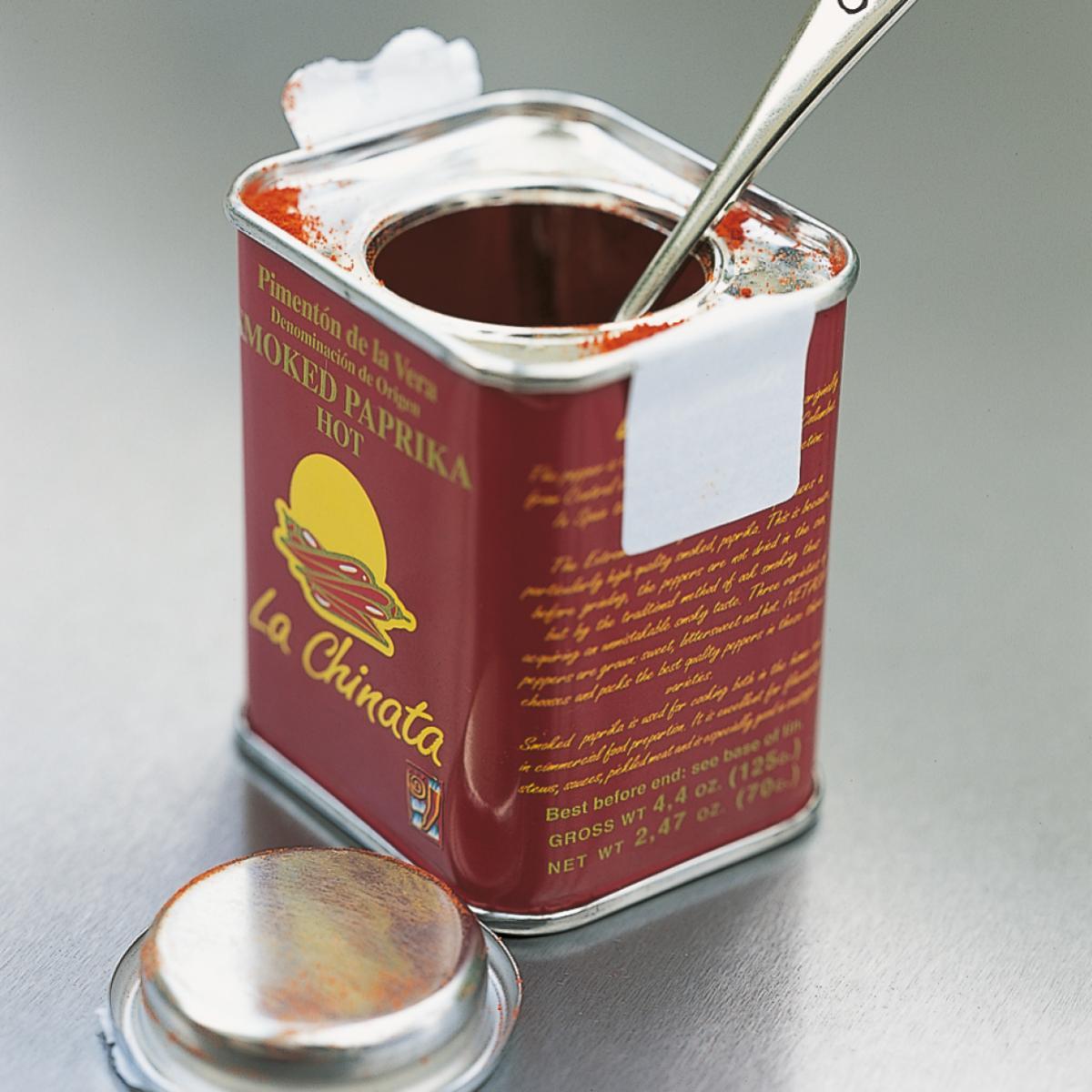 Ingredient htc paprika