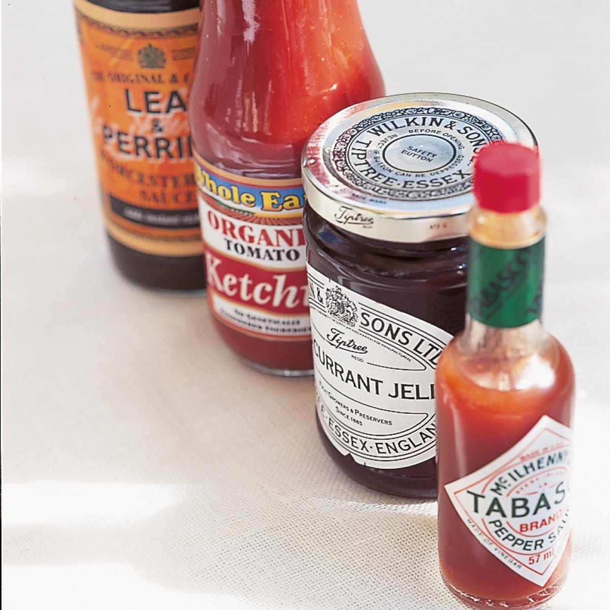 Ingredient htc tomato ketchup organic