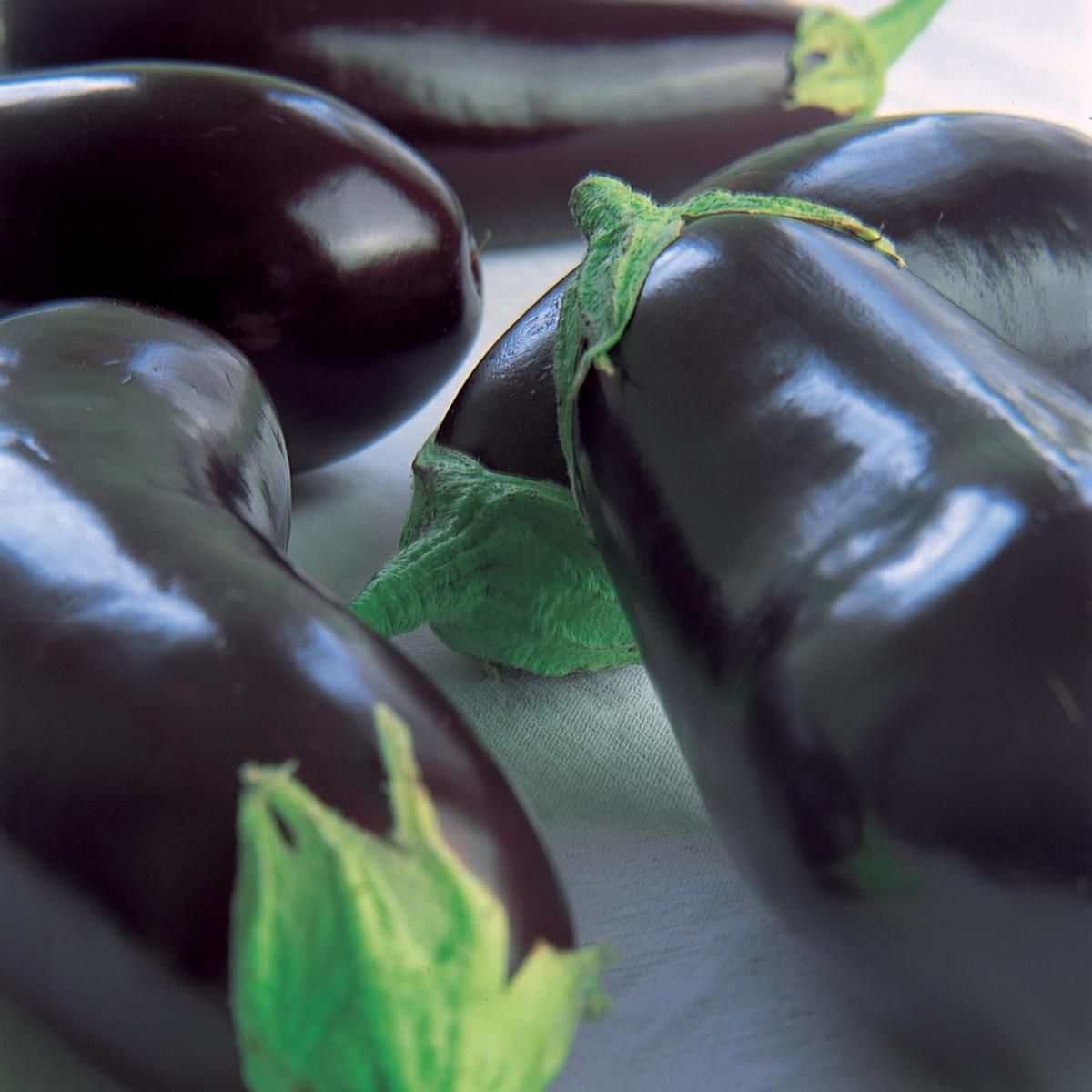 A picture of Delia's Baked Aubergines recipe