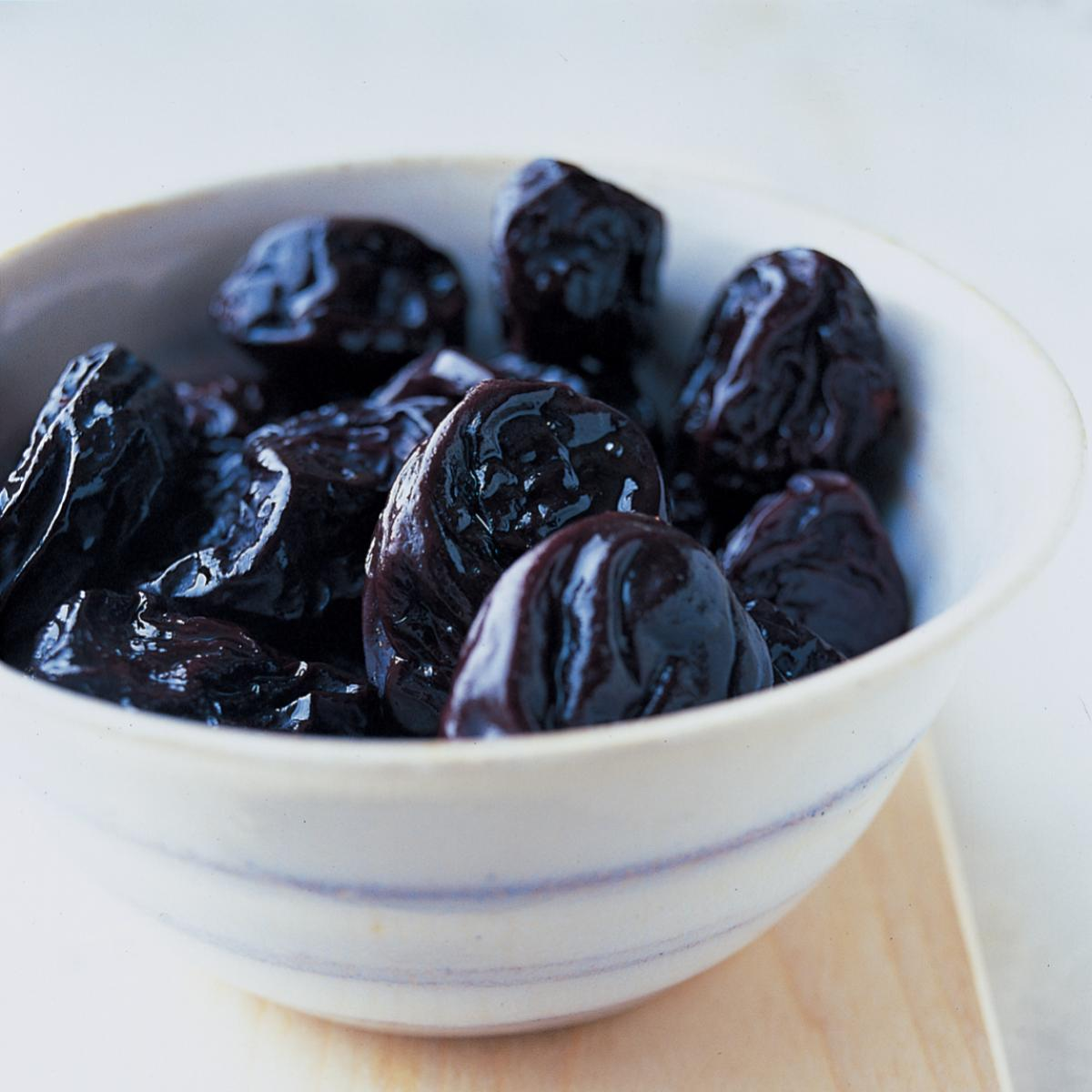 Ingredient pork prunes