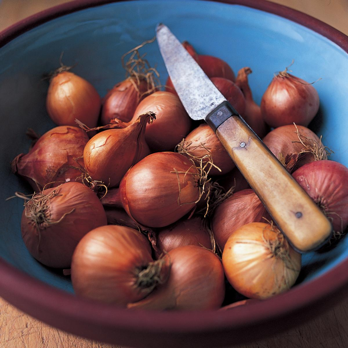 Ingredient pork shallots
