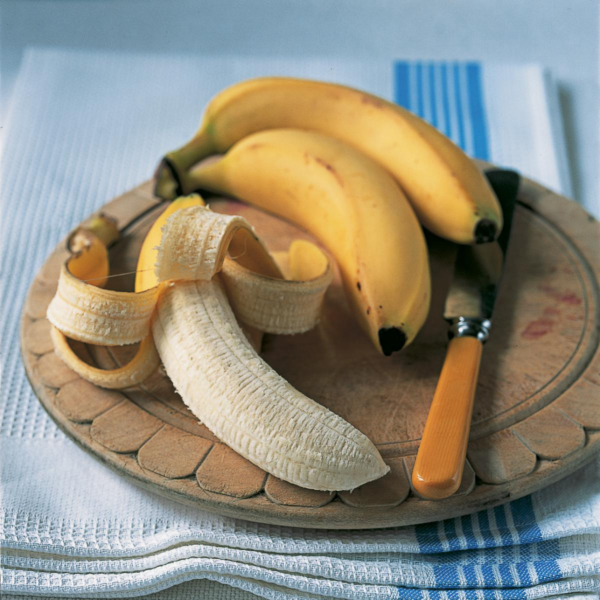 A picture of Delia's Butterscotch Bananas recipe
