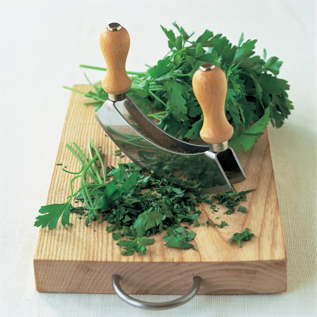 Ingredient soup flat leaf parsley