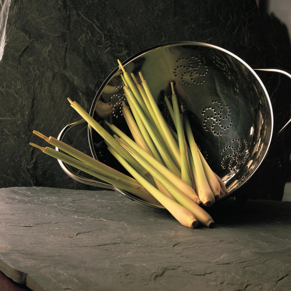 Ingredient soup lemon grass