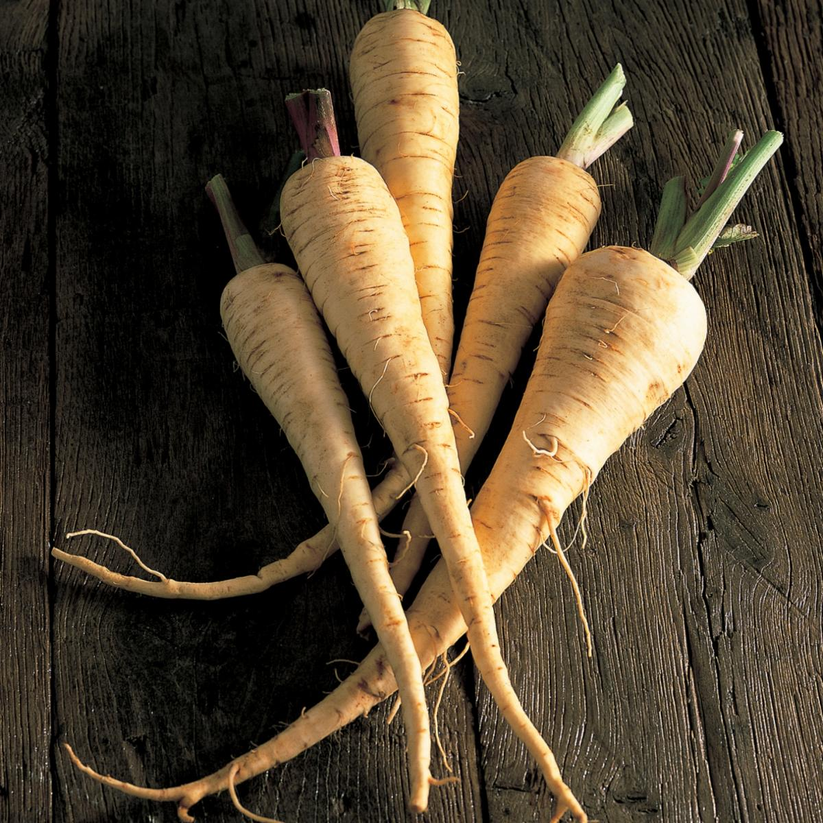 how to prepare parsnips for soup