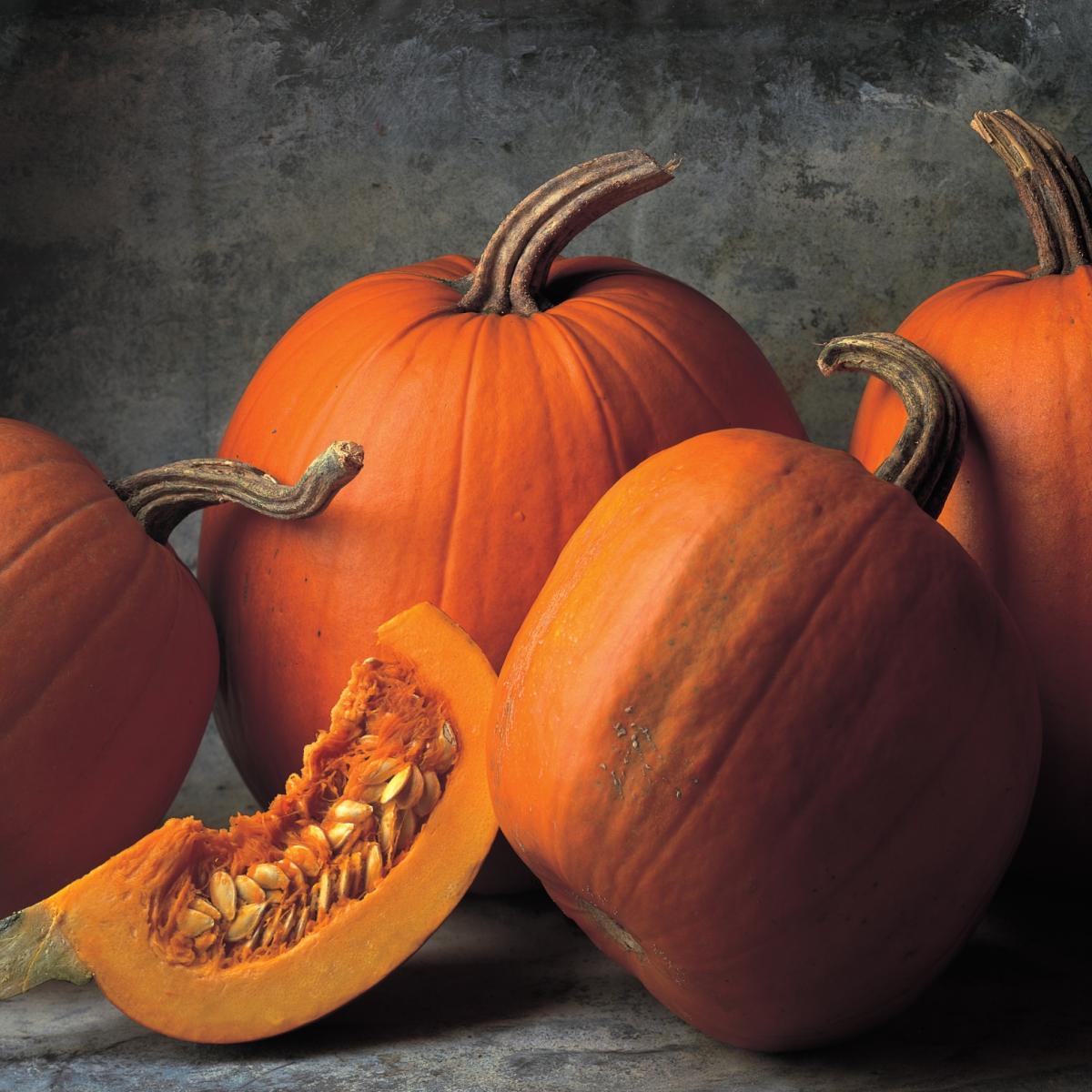 Ingredient soup winter pumpkin