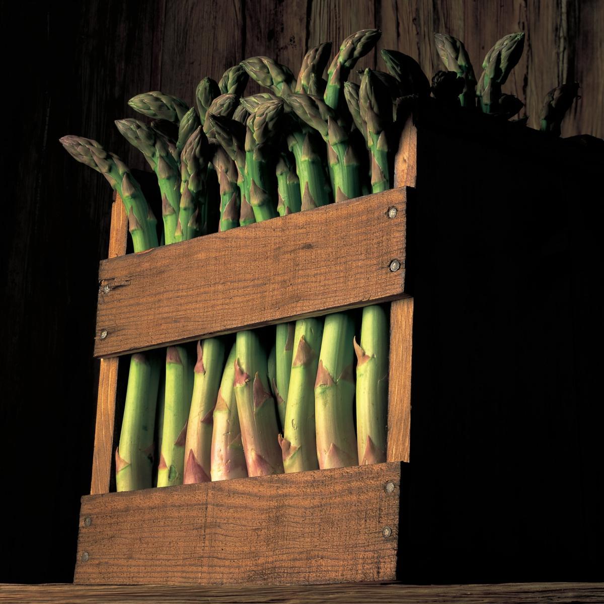 Ingredient vegetarian asparagus