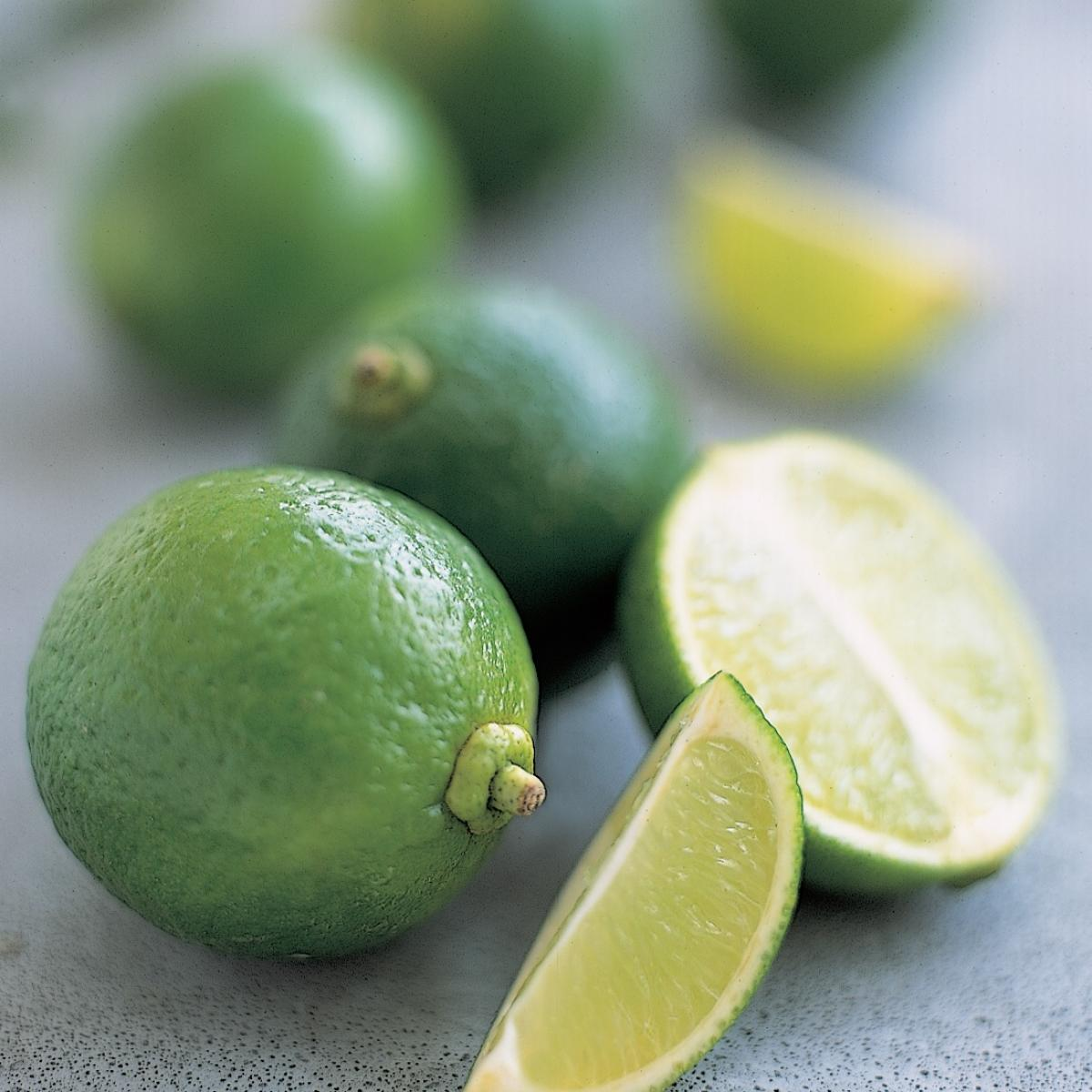 A picture of Delia's Pickled Limes recipe