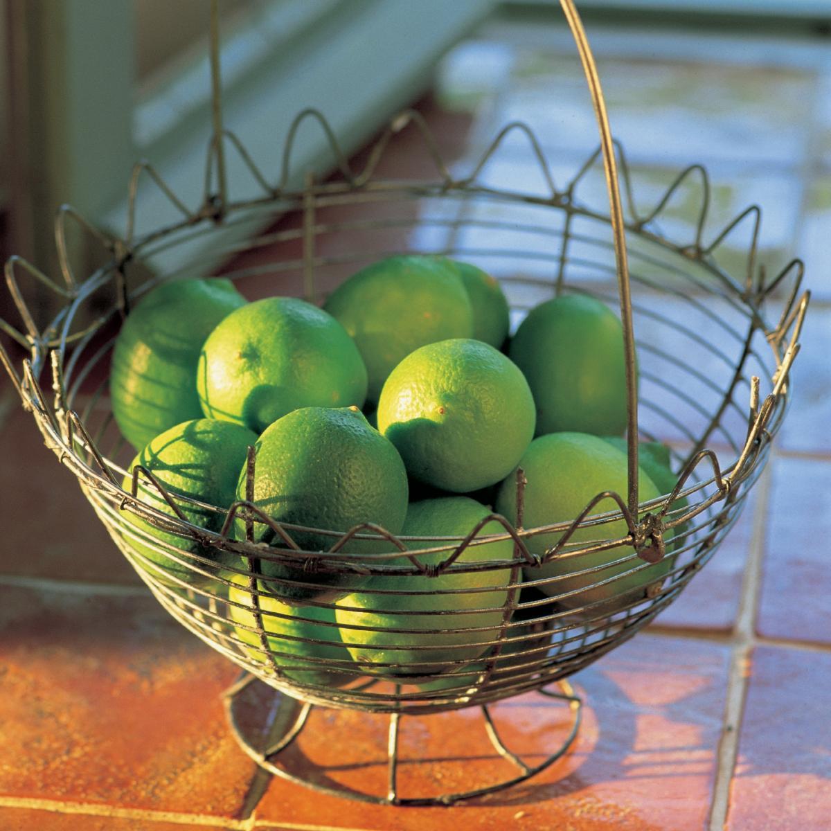 Ingredient vegetarian limes