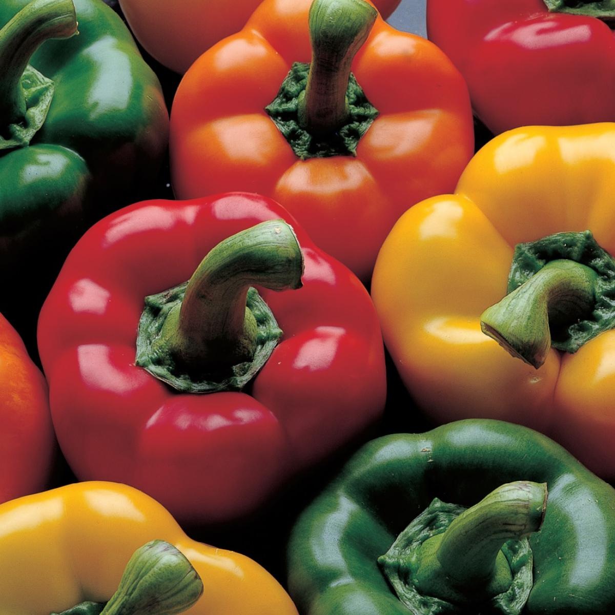 Ingredient vegetarian peppers