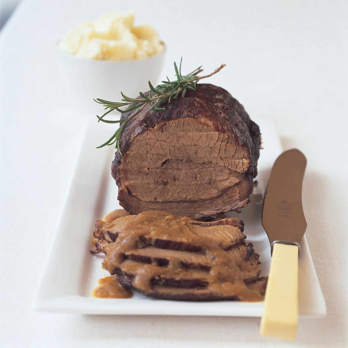 A picture of Delia's Beef in Barolo with Parmesan Mashed Potatoes recipe