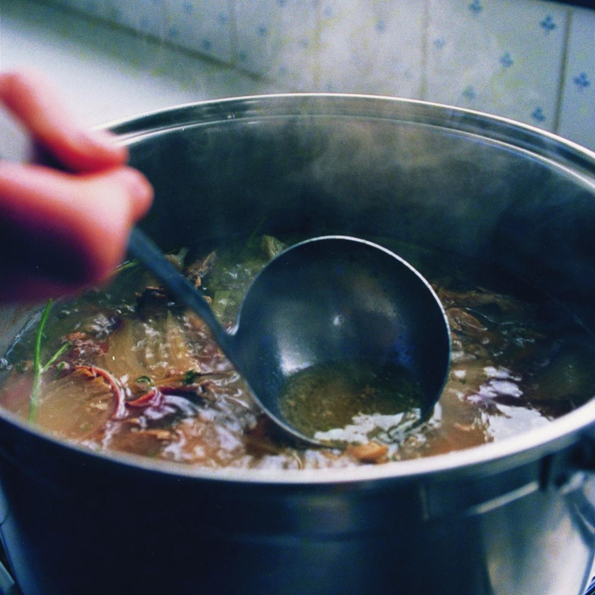 A picture of Delia's Beef Stock recipe