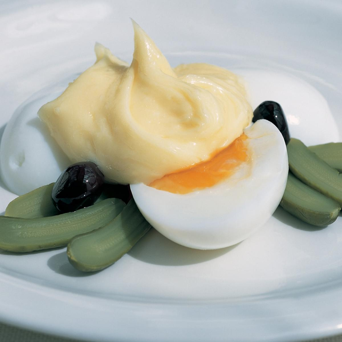 A picture of Delia's Eggs Mayonnaise recipe