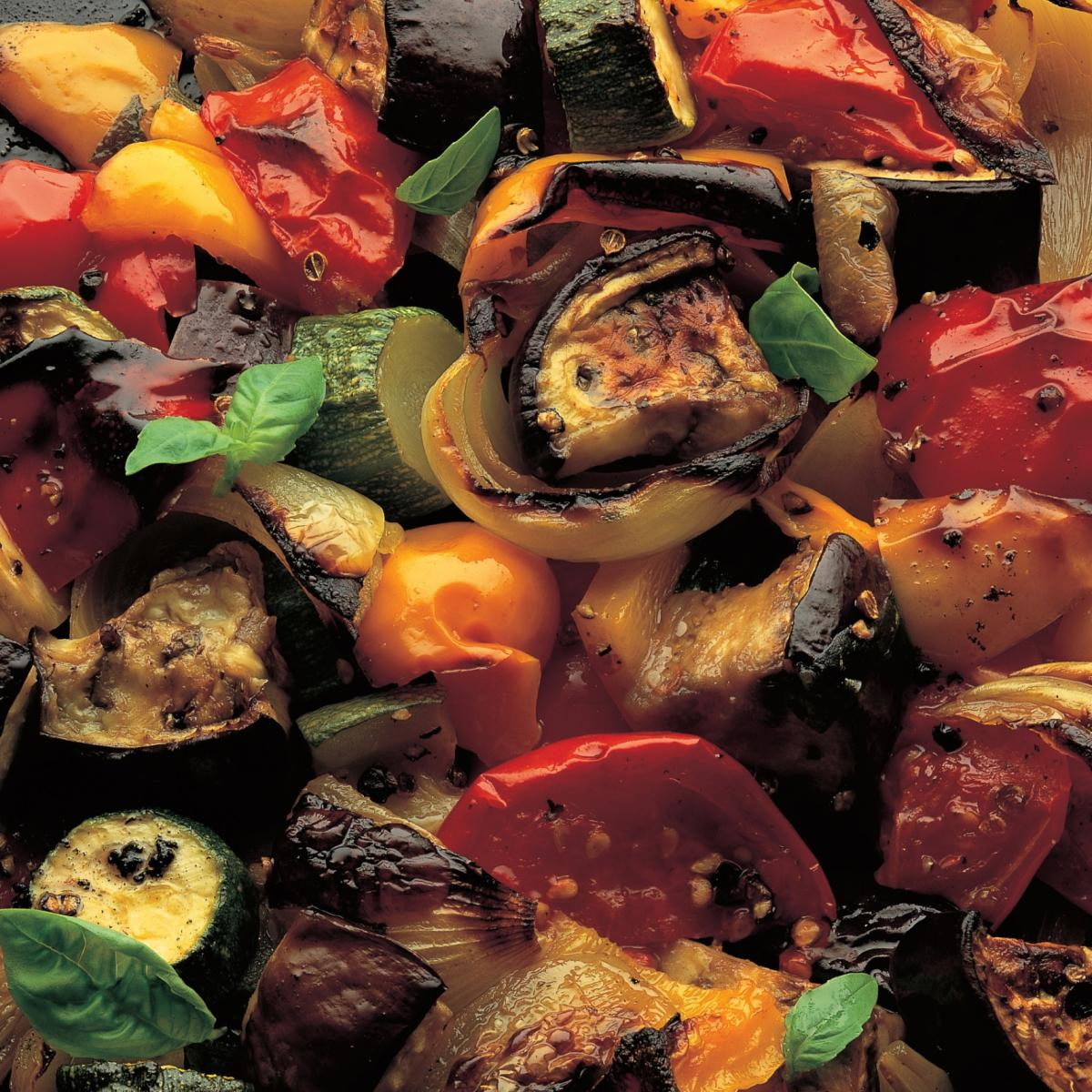 A picture of Delia's Oven-roasted Ratatouille recipe