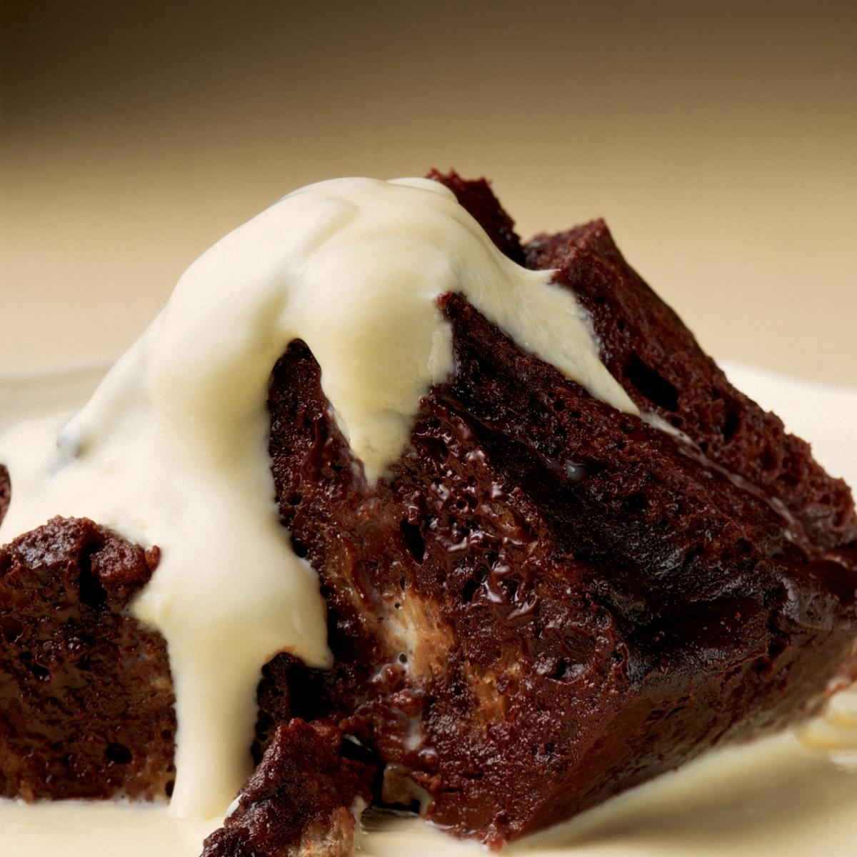 A picture of Delia's Chocolate Bread and Butter Pudding recipe