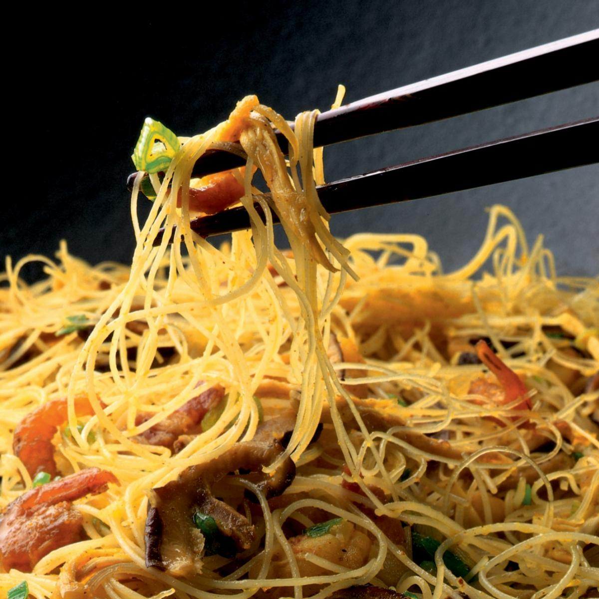 A picture of Delia's Singapore Stir-fried Noodles recipe