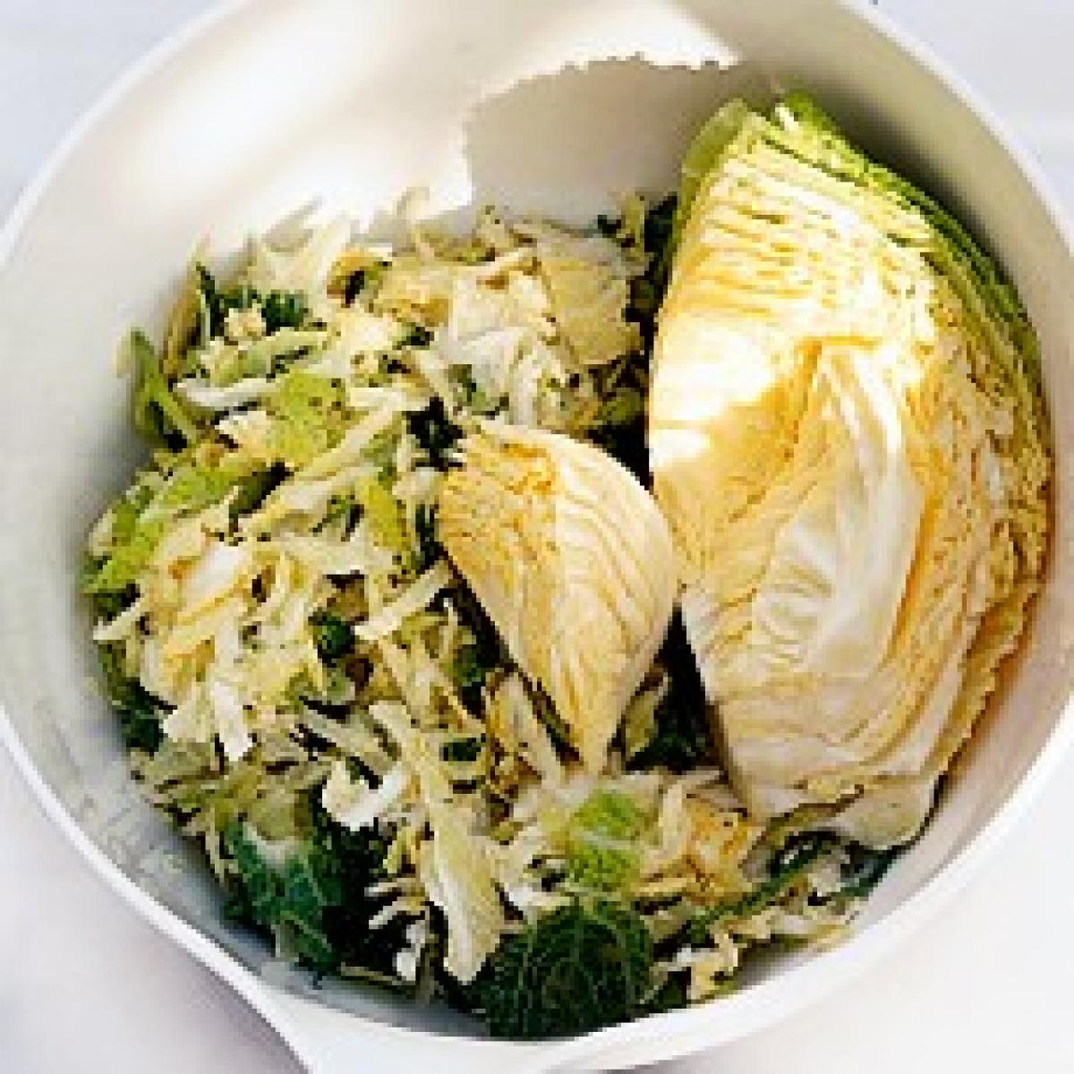 A picture of Delia's Stuffed Cabbage Leaves with Toasted Pistachios and Pine Nuts recipe