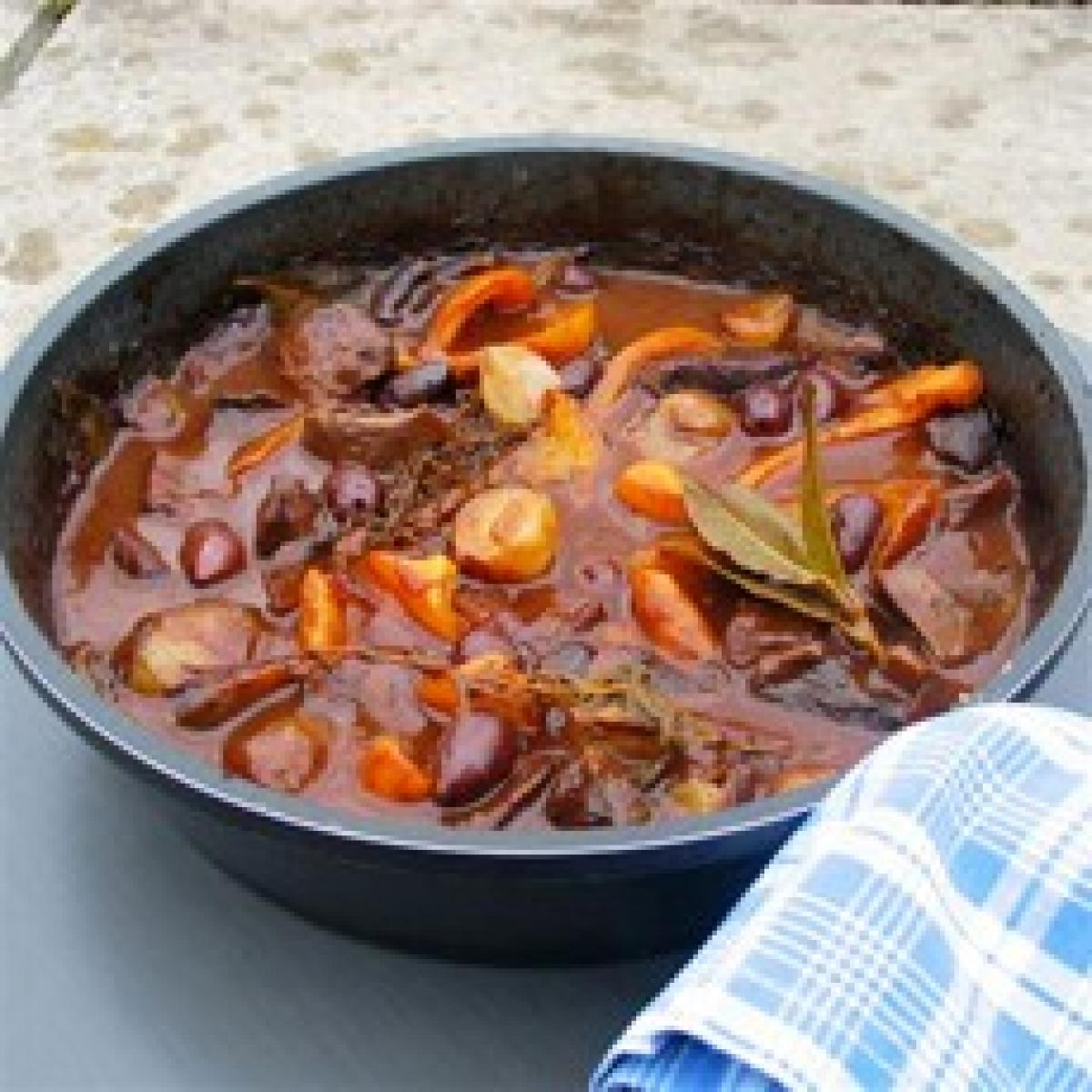 A picture of Delia's A Provençal Winter Stew recipe