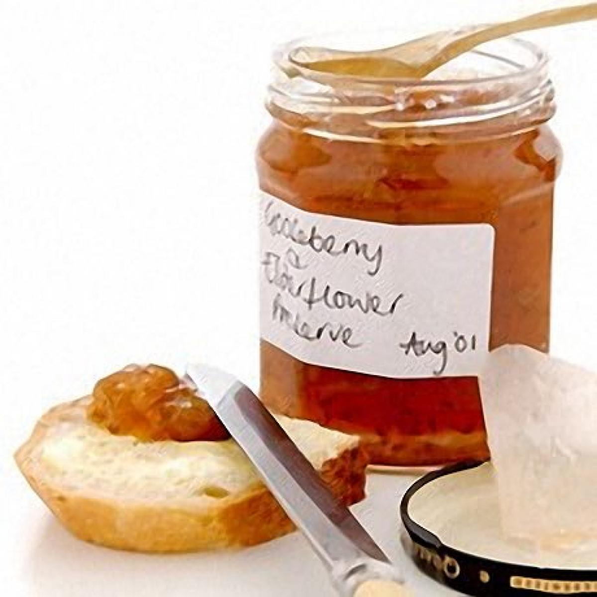 A picture of Delia's Gooseberry and Elderflower Preserve recipe