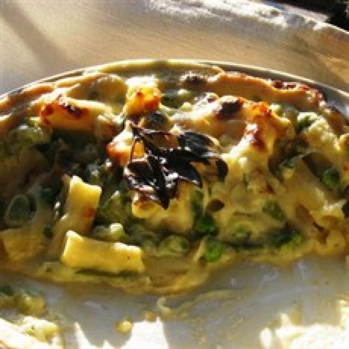 A picture of Delia's Kitchen Garden Macaroni recipe