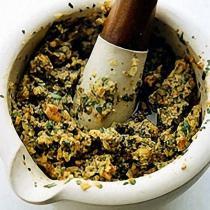 A picture of Delia's Italian Green Sauce (Salsa Verde) recipe
