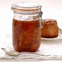 A picture of Delia's Spiced Apricot and Orange Chutney recipe