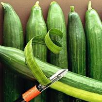 A picture of Delia's Cucumber with Soured Cream and Dill recipe