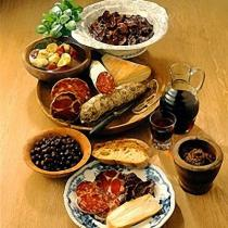 A picture of Delia's Tapenade of Sun-dried Tomatoes, Olives and Basil recipe