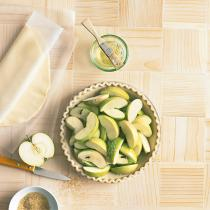 A picture of Delia's Easy as Apple Pie recipe