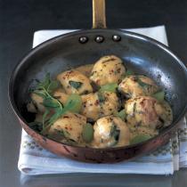A picture of Delia's Fillets of Sole Véronique recipe