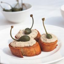 A picture of Delia's Crostini Lazio recipe