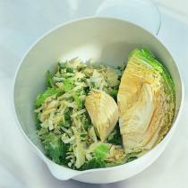 A picture of Delia's Soupe au Chou recipe