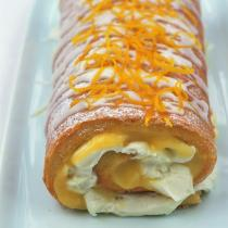 A picture of Delia's Lemon Roulade  recipe