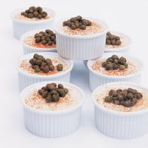 A picture of Delia's Smoked Mackerel Pate with Ricotta and Capers recipe
